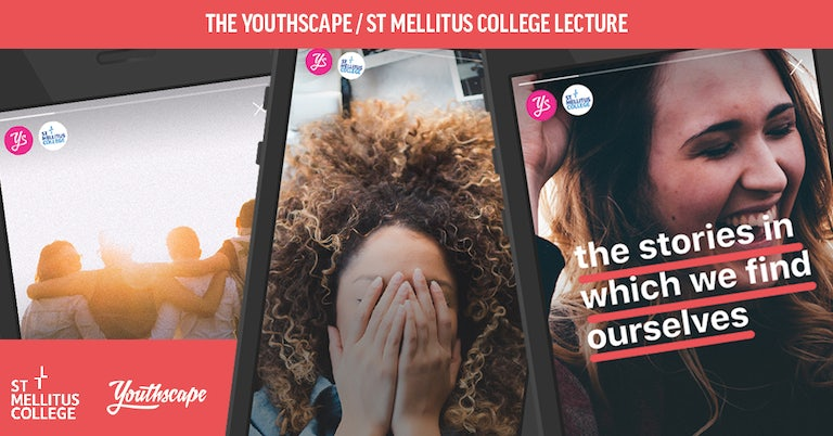 Audio Download of Youthscape / St Mellitus College Lecture 2018